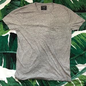 A&F NWOT Men's Size Large Slim Fit Tee